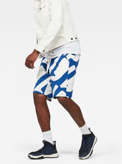 Hyce Relaxed Sweater Shorts