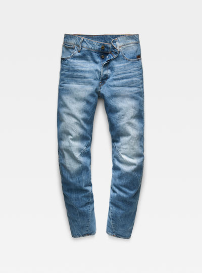 Arc 3D Deconstructed Relaxed Tapered Jeans