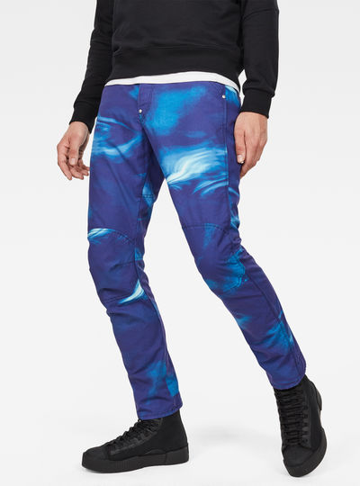 5622 3D Tapered Jeans