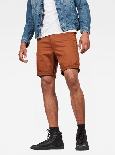 Bronson Straight 1/2 Shorts