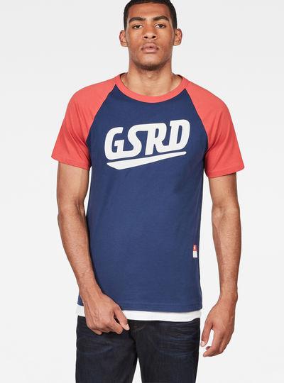 Buckston Raglan T-Shirt