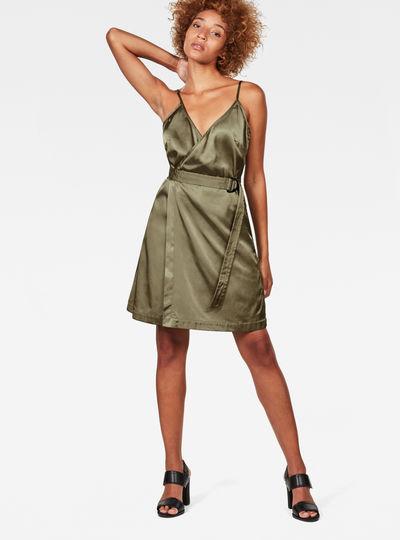 G-Star Wrap Dress