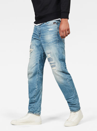 Arc 3D Relaxed Tapered Jeans