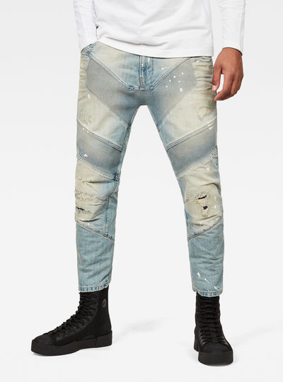 Motac-X 3D Relaxed Tapered Jeans