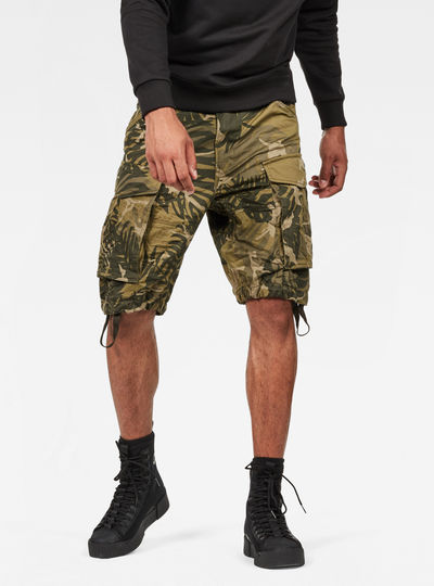 Rovic Relaxed 1/2 Shorts