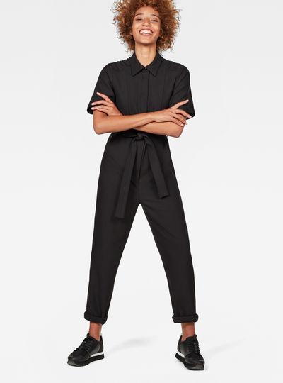 Bristum Deconstructed Jumpsuit