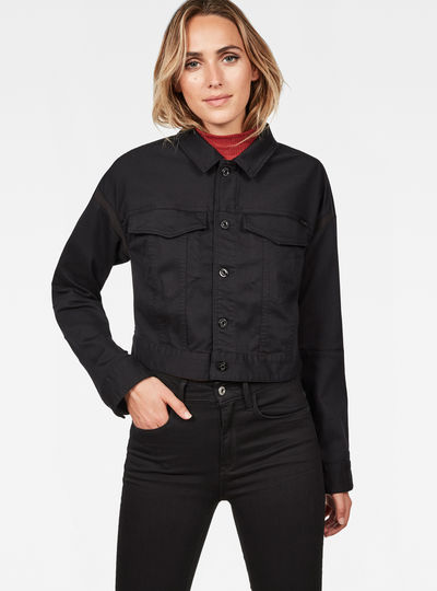 Motac Dc Cropped Moto Uni Jacket