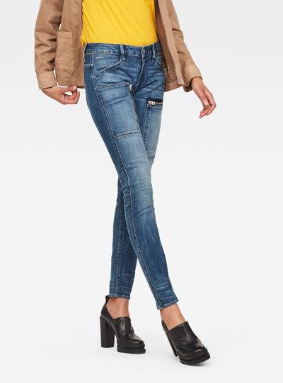 Powel Mid Skinny Jeans