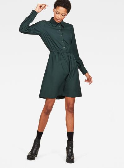 Tacoma Straight Flare Dress