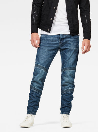 Motac Deconstructed 3D Slim Jeans