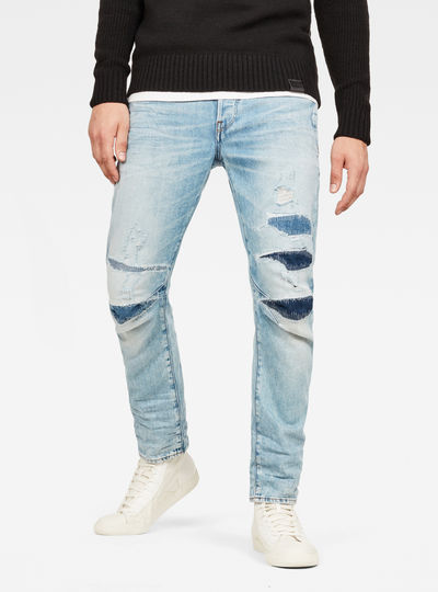 D-Staq 3D Tapered 3D-Restored Jeans