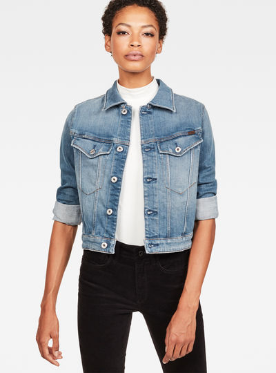 3301 Classic Denim Jacket