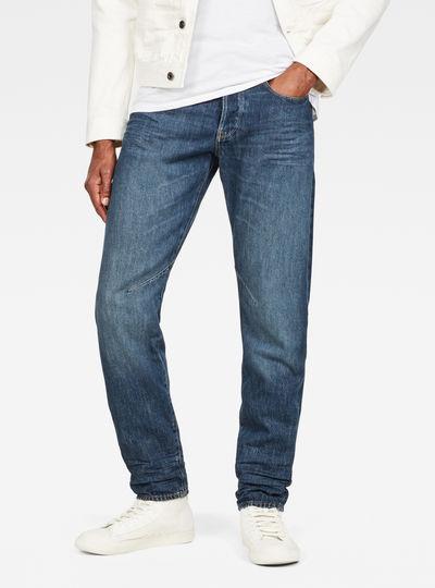 D-Staq 5-Pocket Tapered Jeans