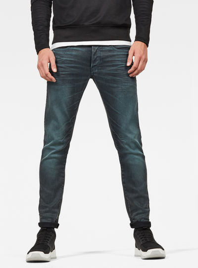 D-Staq 5-Pocket Slim Colored Jeans