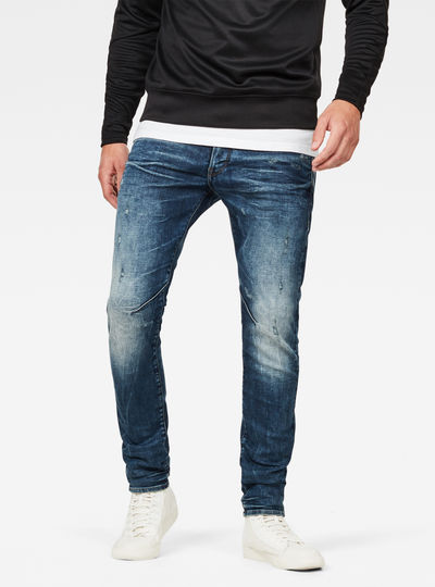 D-Staq 5-Pocket Super Slim Jeans