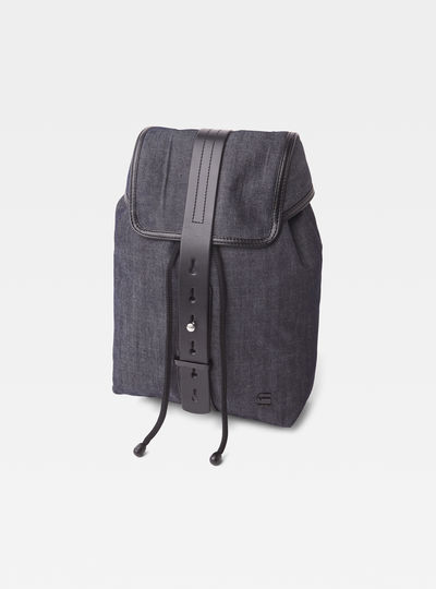 Caisa Denim Backpack