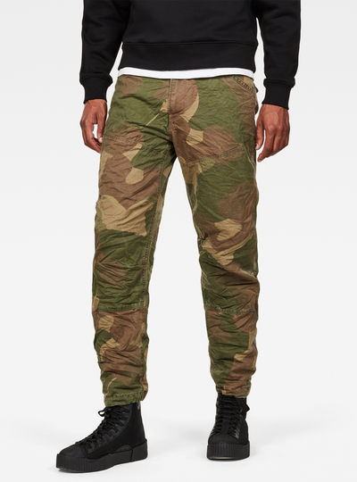 Rovic Sec 3D Straight Tapered Pants