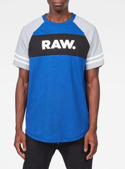 Beatal Loose Raglan T-Shirt