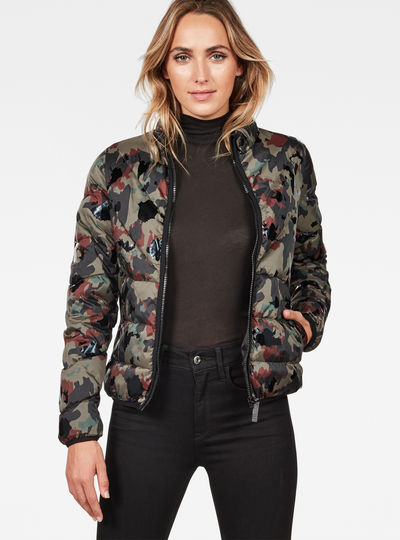 Strett Quilted Jacket