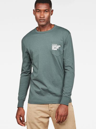 Graphic 7 Pocket T-Shirt