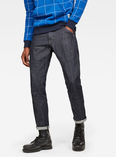Faeroes Straight Tapered Jeans