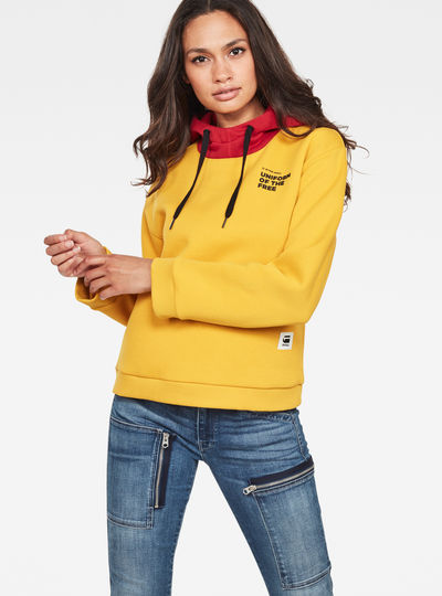 Lynaz Hooded Sweat