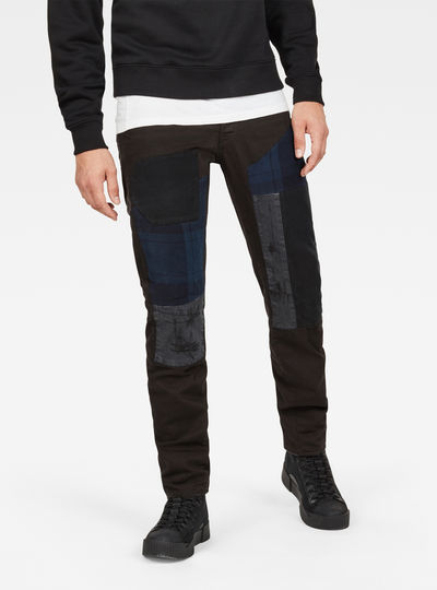 Arc 3D Relaxed Tapered  Denim Journeys Jeans