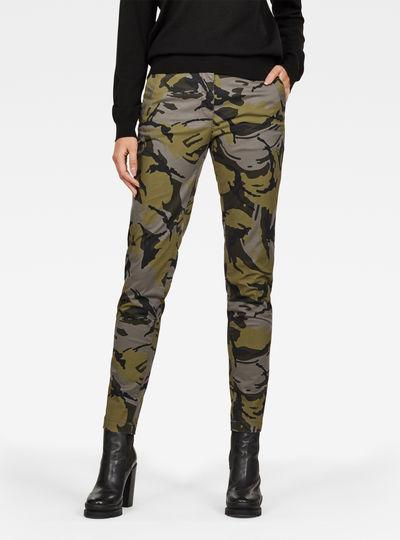 Bronson Mid Waist Skinny Pants
