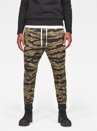 5622 US Camo Sweat Pants