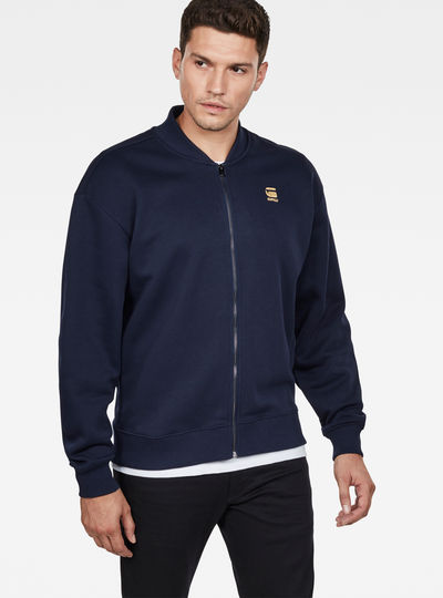 Togrul Stor Bomber Sweater