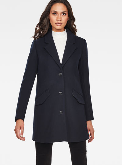Minor SB Wool Coat