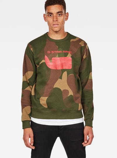 Graphic Mbc Core Sweater