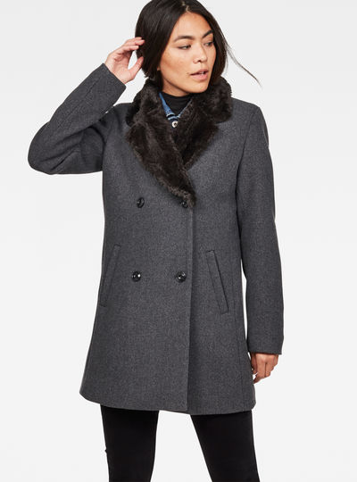 Minor Wool Coat