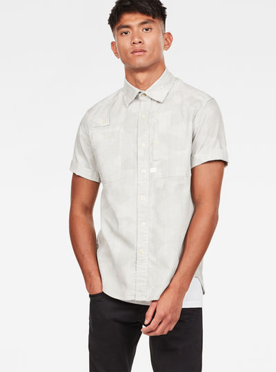 Utility Straight Shirt