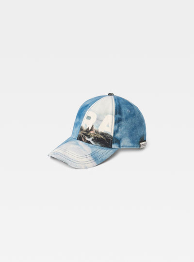 154376e178b Avernus RFTP Water Baseball Cap Sustainable