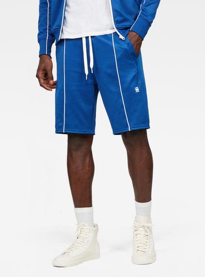 Lanc Straight Track Shorts