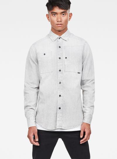 Utility Hyrid-Archive Slim Shirt