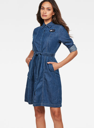 6df5bdfbb Women's Dresses| Just the Product | Mujeres | G-Star RAW®