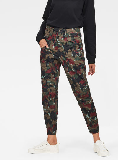 Army Radar Mid Boyfriend Pants