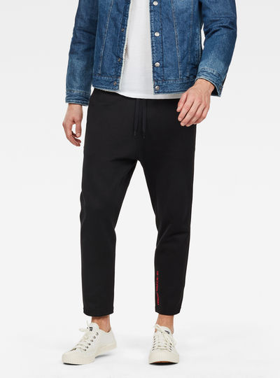 Chinese NY Slim Cropped Sweat Pant