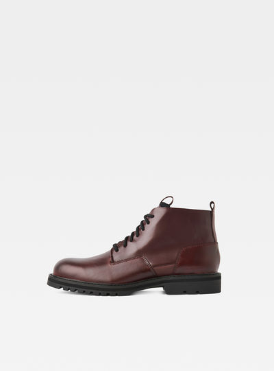 Core Derby Boot
