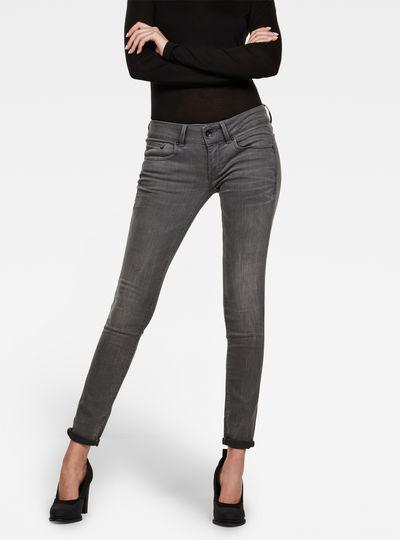 Midge Cody Mid Waist Skinny Jeans 00253dbcdc8
