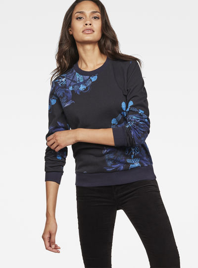 Graphic Shield 2 Xzula Sweater