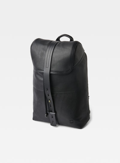 Vaan Backpack Leather