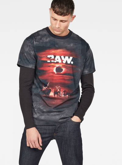 Cyrer Eclipse Loose T-Shirt