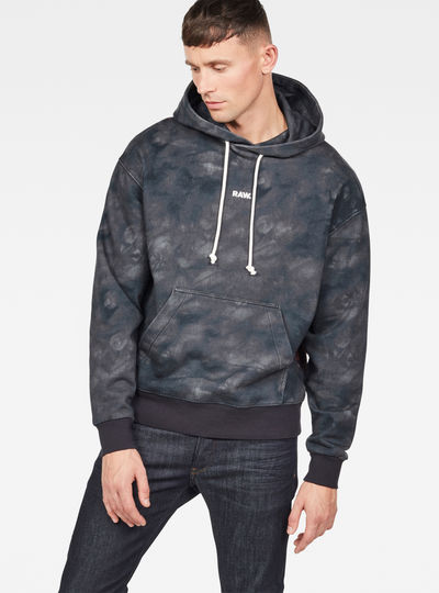 Cyrer Eclipse Hooded Sweat