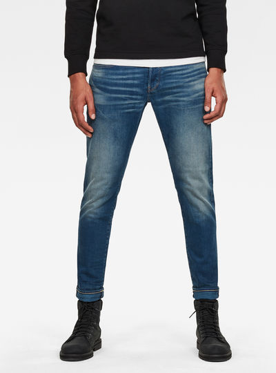 Jeans hombre g star 96 raw gs 3301 denim. Jeans homme g star 96 raw gs 3301 denim