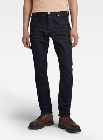 cf9c127b8df 3301 Straight Tapered Jeans
