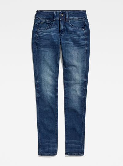 9c143dfc80cc3 Lynn Mid Waist Skinny Jeans Sustainable
