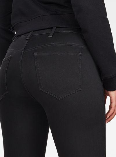 5622 G-Star Shape High Waist Super Skinny Jeans